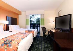 Fairfield Inn and Suites by Marriott San Diego Old Town - San Diego - Bedroom