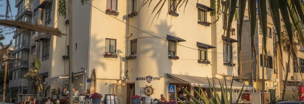 Tlv 88 Sea Hotel - Tel Aviv - Building