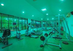 Saj Earth Resort - Angamāli - Gym