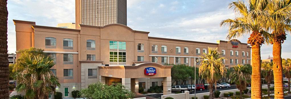 Fairfield Inn and Suites by Marriott Phoenix Midtown - Phoenix - Building
