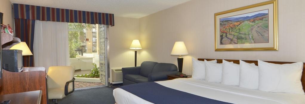 Amarillo Inn & Suites - Amarillo - Bedroom