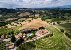 Agriturismo Palazzo Bandino - Chianciano Terme - Outdoor view