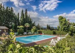 Agriturismo Palazzo Bandino - Chianciano Terme - Pool
