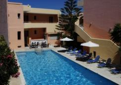 Fountoulis Suites - Georgioupoli - Outdoor view