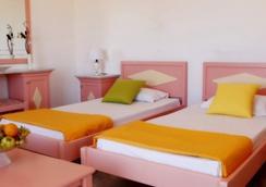 Fountoulis Suites - Georgioupoli - Bedroom