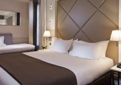 Hotel Longchamp Elysees - Paris - Bedroom