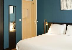 Hotel Daval - Paris - Bedroom