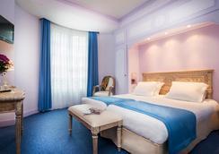 Hotel Lyon Bastille - Paris - Bedroom