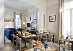 Hotel Sylvabelle - Marseille - Restaurant