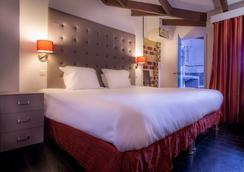 Hotel Eiffel Segur - Paris - Bedroom