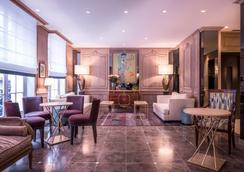 Hotel Balmoral - Champs Elysees - Paris - Lobby