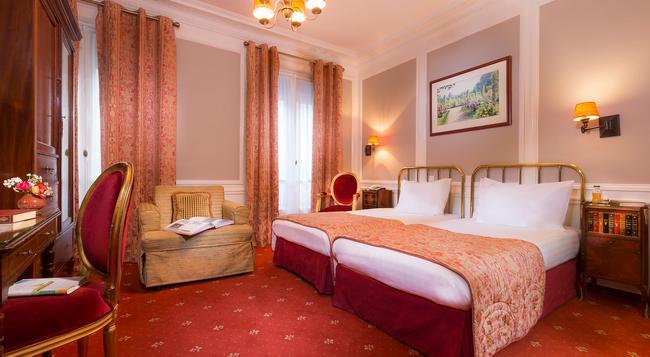 Hotel Belfast - Paris - Bedroom