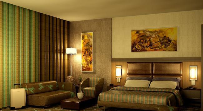 Danat Capital - Abu Dhabi - Bedroom