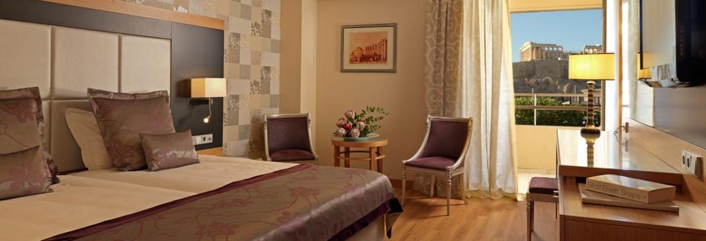 Divani Palace Acropolis - Athens - Bedroom