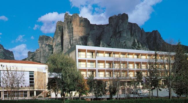 Divani Meteora Hotel - Kalabaka - Building