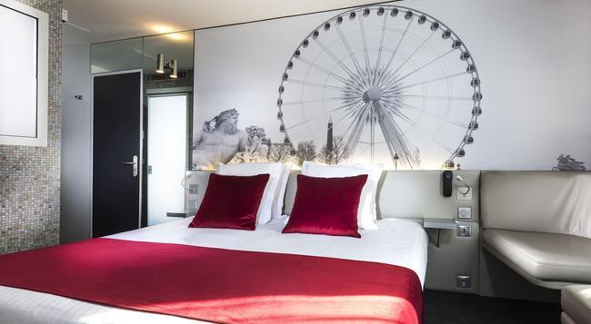 Hotel du Cadran - Paris - Bedroom