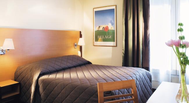 Hôtel du Lion - Paris - Bedroom