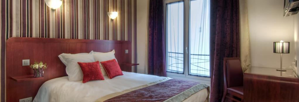 Hotel Opera D'Antin - Paris - Bedroom