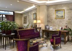 Hotel Cujas Pantheon - Paris - Lobby