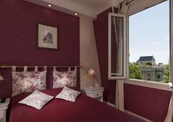 Hôtel du Château - Vincennes - Bedroom