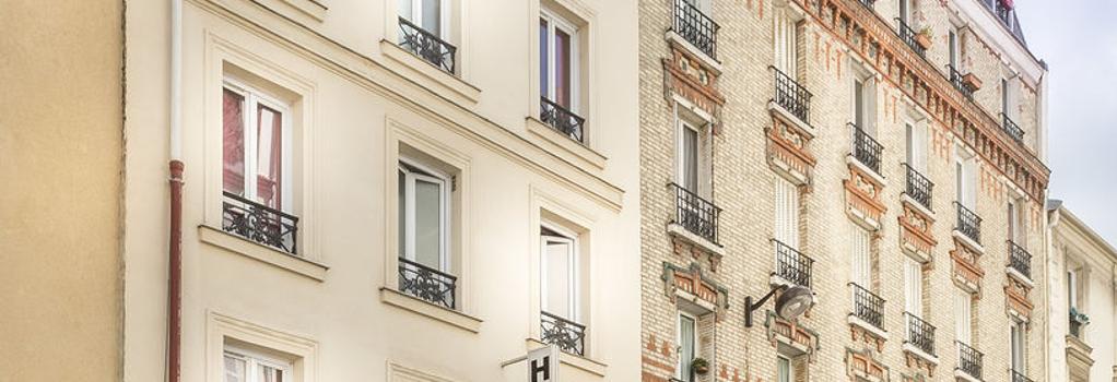 Hotel Montsouris Orleans - Paris - Building