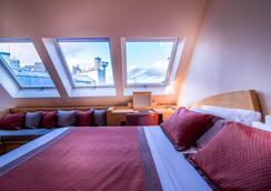 Hotel Pergolese - Paris - Bedroom