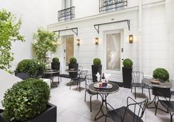 Hotel Balmoral - Champs Elysees - Paris - Attractions