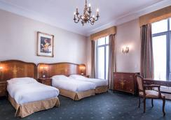 Richmond Opera Hotel - Paris - Bedroom