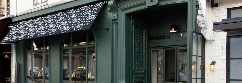 Hôtel Emile - Paris - Building