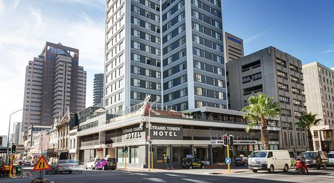 Strand Tower Hotel - Cape Town - Building