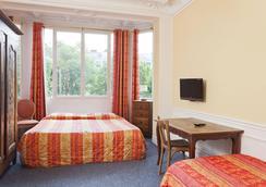 Pension Residence Du Palais - Paris - Bedroom