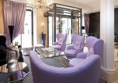 Hotel des Ducs d'Anjou - Paris - Lobby