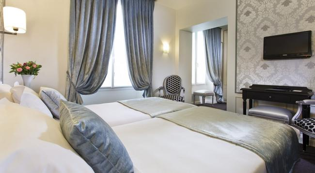 Hotel Saint Pétersbourg Opéra - Paris - Bedroom
