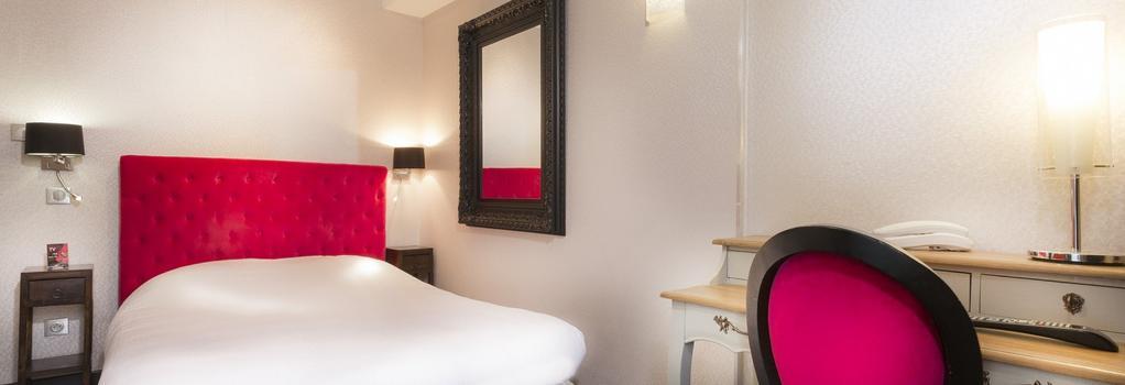 Enjoy Hostel - Paris - Bedroom