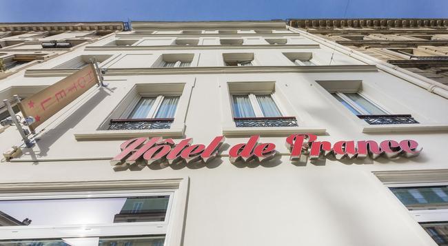 Hotel de France Quartier Latin - Paris - Building