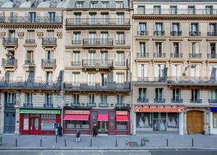 Hotel Maubeuge Gare du Nord