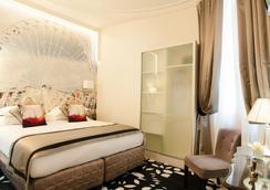 Hotel Ile de France Opéra - Paris - Bedroom