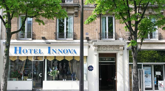 Innova - Paris - Building