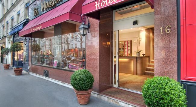 Masséna Hôtel - Paris - Building