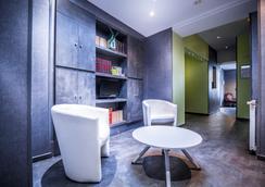 Hotel Moulin Vert - Paris - Lobby