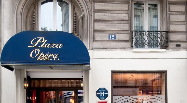 Plaza Opera Hotel - Paris - Bedroom