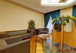 Hotel Corot - Rome - Lobby