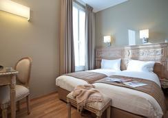 Hôtel Du Printemps - Paris - Bedroom
