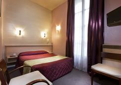 Hotel Flor Rivoli - Paris - Bedroom