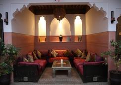 Riad Anya - Marrakesh - Patio