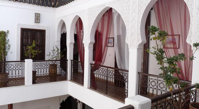 Riad Anya - Marrakesh - Building
