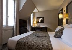 Hotel Elysees Bassano - Paris - Bedroom