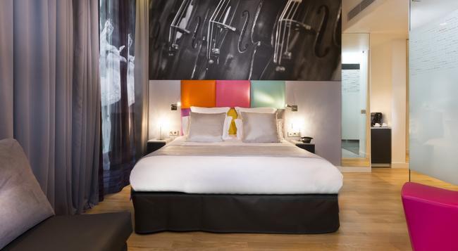 Lyric Hotel - Paris - Bedroom