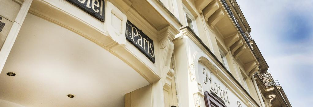 Hotel Paris Rivoli - Paris - Building