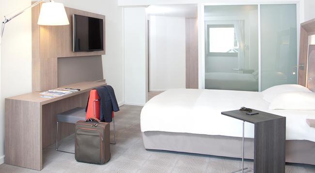 Novotel Paris les Halles - Paris - Bedroom